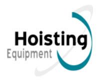 Hoisting Equipment NV